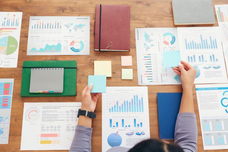 CFO KPI Dashboard Overview